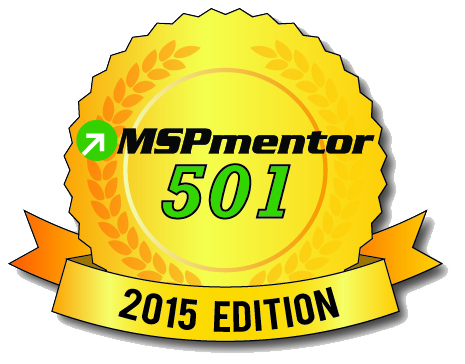 Further ranked as #48 of MSP Mentor in EMEA